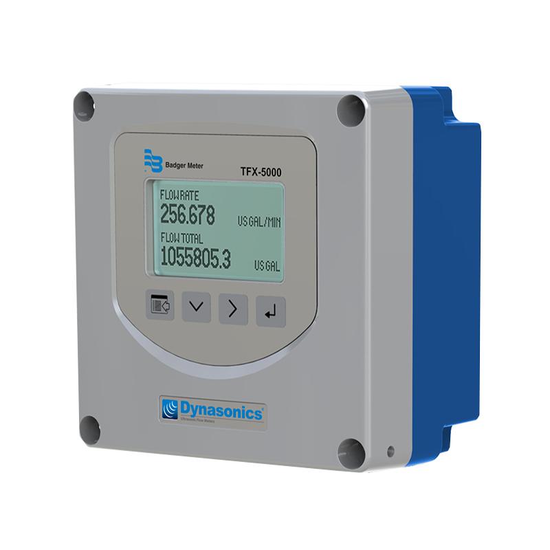 Débitmètre à ultrasons TFX 5000 Dynasonics